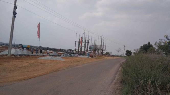 333 sqft, Plot in Builder HMDA PLOTS Maheshwaram, Hyderabad at Rs. 38.2900 Lacs