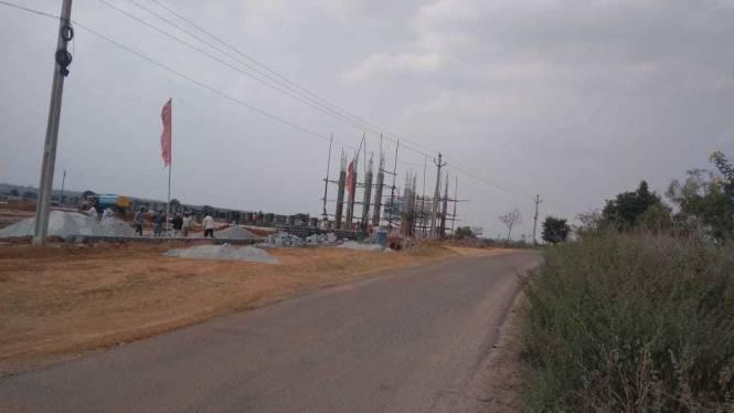 3654 sqft, Plot in Akshita Golden Breeze Maheshwaram, Hyderabad at Rs. 46.6900 Lacs