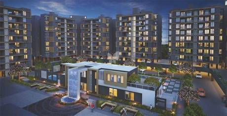 811 sqft, 2 bhk Apartment in Gini Belvista Phase I Dhanori, Pune at Rs. 40.0000 Lacs