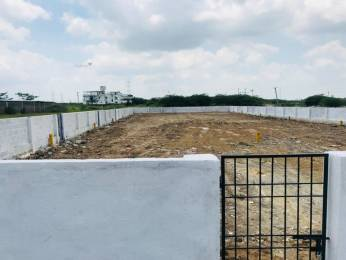 1400 sqft, Plot in Builder srinivasa nagarthalambur Navalur, Chennai at Rs. 35.0000 Lacs