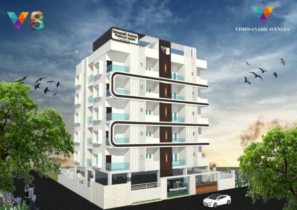 1440 sqft, 3 bhk Apartment in Builder Project Madhurawada, Visakhapatnam at Rs. 47.0000 Lacs