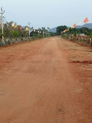 1350 sqft, Plot in Builder Project Vijayawada Road, Vijayawada at Rs. 8.2500 Lacs