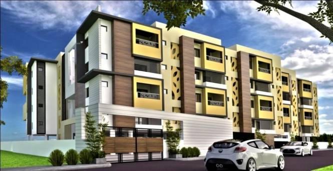 1742 sqft, 3 bhk Apartment in Hari Somu Avarampoo Ganapathy, Coimbatore at Rs. 78.0000 Lacs