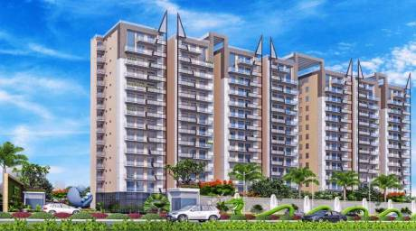 1629 sqft, 3 bhk Apartment in Azeagaia Botanica Vrindavan Yojna, Lucknow at Rs. 69.7000 Lacs