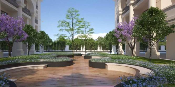 677 sqft, 2 bhk Apartment in Builder ORO Elements IIM Road, Lucknow at Rs. 25.5000 Lacs