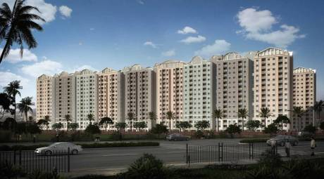 786 sqft, 2 bhk Apartment in Builder Project Mahindra World City, Chennai at Rs. 32.5704 Lacs