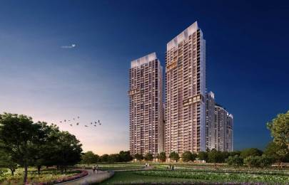 896 sqft, 2 bhk Apartment in Builder Kalpataru immensa Thane, Mumbai at Rs. 77.0000 Lacs