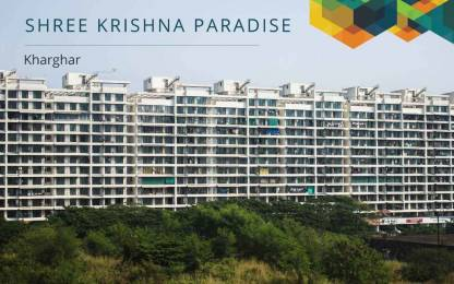 1354 sqft, 2 bhk Apartment in Konnark Shree Krishna Paradise Kharghar, Mumbai at Rs. 1.3500 Cr