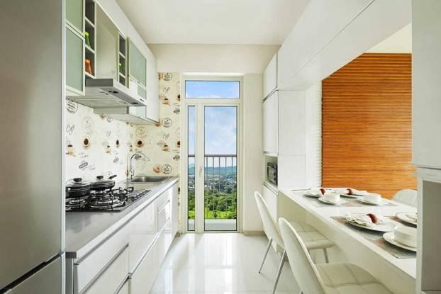 868 sqft, 3 bhk Apartment in Marathon Nexzone Atria Panvel, Mumbai at Rs. 1.1400 Cr
