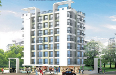 600 sqft, 1 bhk Apartment in Ashtavinayak Sai Darshan Ulwe, Mumbai at Rs. 45.0000 Lacs