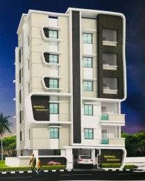 1360 sqft, 3 bhk Apartment in Builder Manoj Residency Chaitanya Nagar Old Gajuwaka, Visakhapatnam at Rs. 54.0000 Lacs