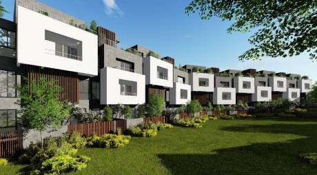 4117 sqft, 5 bhk Villa in Builder luxury 5bhk row houses for sale Yelahanka Airforce Base, Bangalore at Rs. 3.8800 Cr