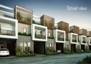 2460 sqft, 4 bhk Villa in Builder BDA Approved row houses for sale Hennur Road, Bangalore at Rs. 2.1600 Cr
