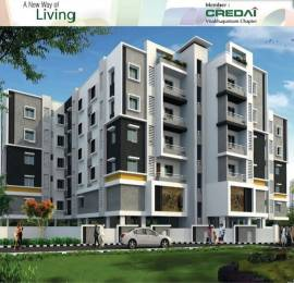 945 sqft, 2 bhk Apartment in Builder captain Towers Seethammadhara, Visakhapatnam at Rs. 59.5350 Lacs