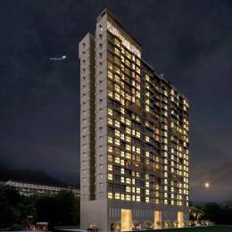 577 sqft, 2 bhk Apartment in Ashray Jaswanti Woods Mulund West, Mumbai at Rs. 1.3700 Cr
