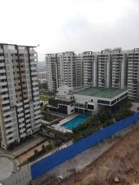 1800 sqft, 3 bhk Apartment in Builder Rajapushpa atria KOKAPET HYDERABAD Kokapet, Hyderabad at Rs. 34000