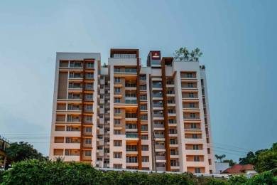1155 sqft, 2 bhk Apartment in Asset Chandelier Thripunithura, Kochi at Rs. 54.4750 Lacs