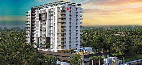 1551 sqft, 3 bhk Apartment in Builder Asset Legacy Gowreesapattom Temple Road, Trivandrum at Rs. 85.3050 Lacs