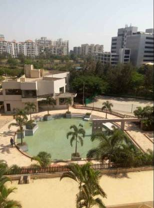 1150 sqft, 2 bhk Apartment in Kumar Kumar Kruti Kalyani Nagar, Pune at Rs. 30000