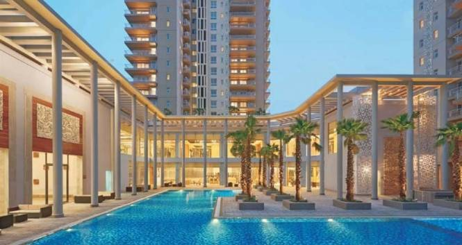 1550 sqft, 2 bhk Apartment in Puri Emerald Bay Sector 104, Gurgaon at Rs. 1.0800 Cr