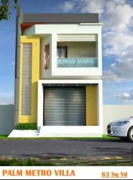 1080 sqft, 3 bhk Villa in Builder Palm Metro villas Noida Extn, Noida at Rs. 43.9500 Lacs