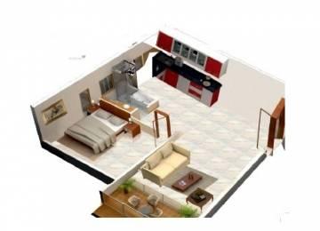 725 sqft, 1 bhk Apartment in Rapid Jewel Khopoli, Mumbai at Rs. 19.8750 Lacs
