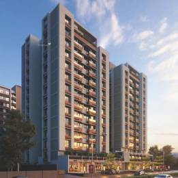1450 sqft, 3 bhk Apartment in Kavisha Panorama Bopal, Ahmedabad at Rs. 47.8500 Lacs