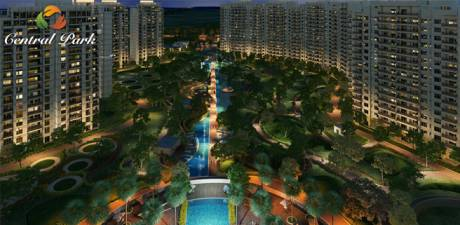 1950 sqft, 3 bhk Apartment in Central Park Central Park 1 Sector 42, Gurgaon at Rs. 70000