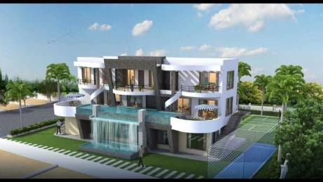 750 sqft, 2 bhk Villa in Builder Maruti Infraa City 2 Amleshwar, Raipur at Rs. 17.9500 Lacs