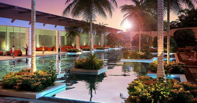 1435 sqft, 3 bhk Apartment in Ajnara The Belvedere Sector 79, Noida at Rs. 58.7633 Lacs