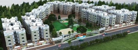 805 sqft, 2 bhk Apartment in Builder PARADISEHI Hingna, Nagpur at Rs. 17.5000 Lacs