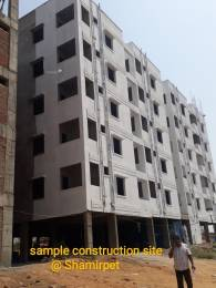 1090 sqft, 2 bhk Apartment in Parijatha Pride Shamirpet, Hyderabad at Rs. 22.0000 Lacs