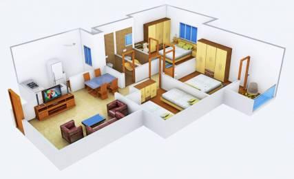 1075 sqft, 3 bhk Apartment in Provident Welworth City Doddaballapur, Bangalore at Rs. 10000