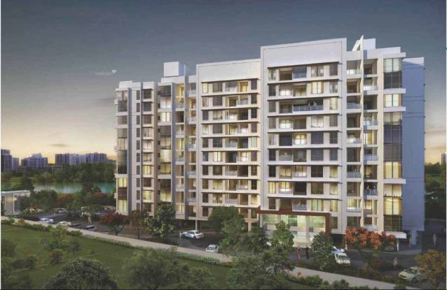1056 sqft, 2 bhk Apartment in Geras Misty Waters Mundhwa, Pune at Rs. 69.0000 Lacs