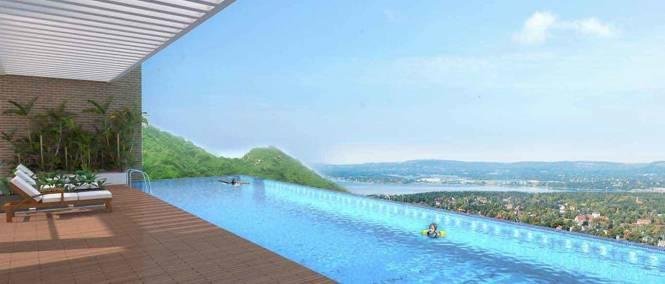 869 sqft, 2 bhk Apartment in Suyog Padmavati Hills E F G Bavdhan, Pune at Rs. 70.0000 Lacs