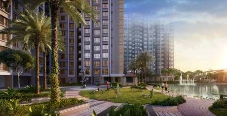 1209 sqft, 3 bhk Apartment in Primarc Projects and Srijan Realty and Riya Group Southwinds Sonarpur, Kolkata at Rs. 51.1500 Lacs