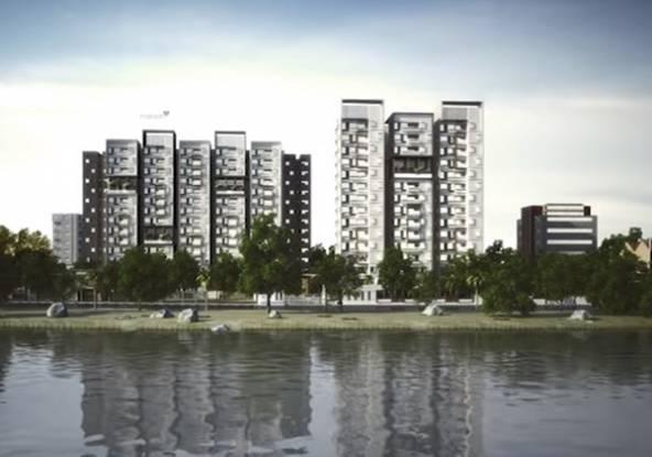 1045 sqft, 2 bhk Apartment in Unicon North Brooks 46 Yelahanka, Bangalore at Rs. 47.0000 Lacs