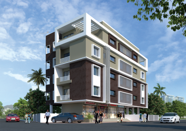 1385 sqft, 3 bhk Apartment in Jay Sai Residency Makhmalabad, Nashik at Rs. 46.0000 Lacs