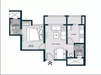 695 sqft, 1 bhk Apartment in Builder MICL Aaradhya Highpark Mira Road Mumbai Mira Road, Mumbai at Rs. 58.0000 Lacs