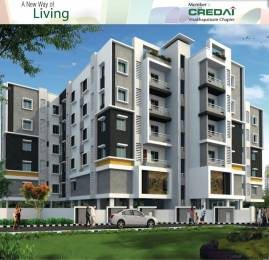 945 sqft, 2 bhk Apartment in Builder Project Seethammadhara, Visakhapatnam at Rs. 61.4250 Lacs