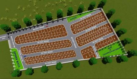 830 sqft, Plot in Builder Olive Garden SmartHomes Dholera, Ahmedabad at Rs. 3.9000 Lacs