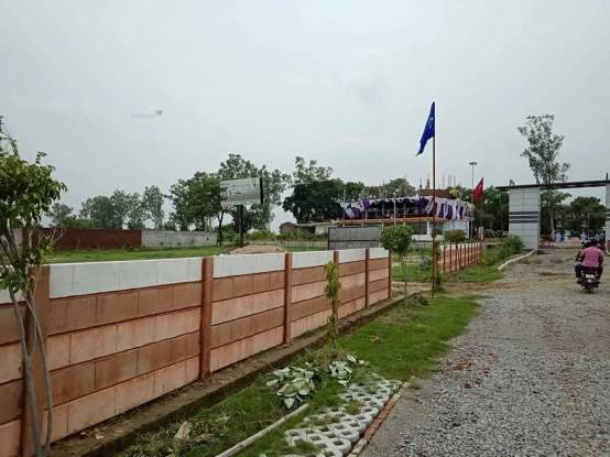 1000 sqft, Plot in Builder solitaier city Gomti Nagar, Lucknow at Rs. 4.0000 Lacs