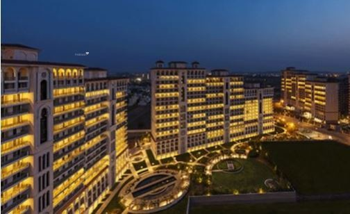 1930 sqft, 3 bhk Apartment in DLF The Skycourt Sector 86, Gurgaon at Rs. 1.4700 Cr