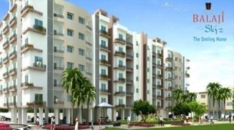 685 sqft, 1 bhk Apartment in Shikhar Balaji Skyz AB Bypass Road, Indore at Rs. 25.0000 Lacs