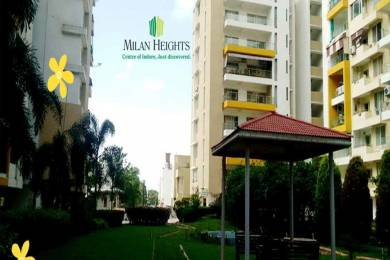 2045 sqft, 3 bhk Apartment in Milan Heights Apartments Pipliyahana, Indore at Rs. 71.5750 Lacs
