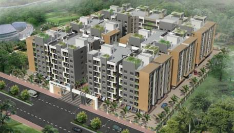 716 sqft, 1 bhk Apartment in Builder Balaji Heights Nipania, Indore at Rs. 10000