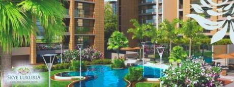 1450 sqft, 2 bhk Apartment in Builder Skye Luxuria Nipania, Indore at Rs. 52.2000 Lacs