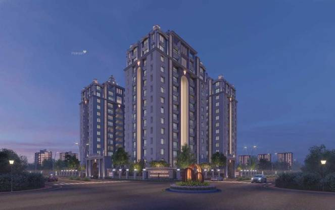 1210 sqft, 2 bhk Apartment in Builder Project Althan, Surat at Rs. 46.5971 Lacs