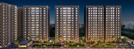 1250 sqft, 2 bhk Apartment in Builder Project Adajan, Surat at Rs. 37.4000 Lacs