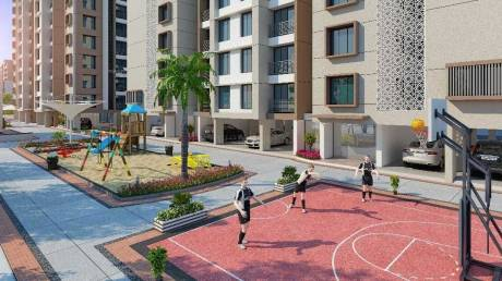 1107 sqft, 2 bhk Apartment in Builder Project Adajan, Surat at Rs. 27.9000 Lacs